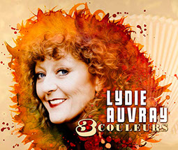 Lydie Auvray 3 Couleurs